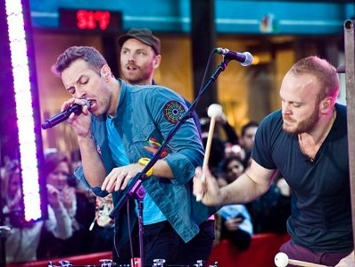 Coldplay confirm details of new double album Everyday Life