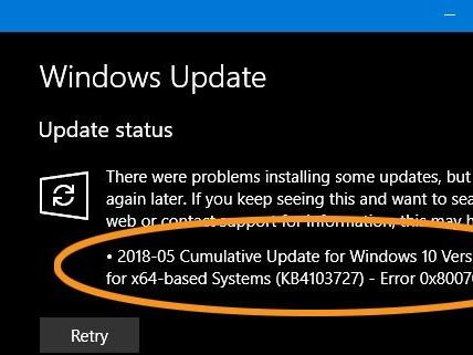 Tech Tip: Decoding Windows Error Messages