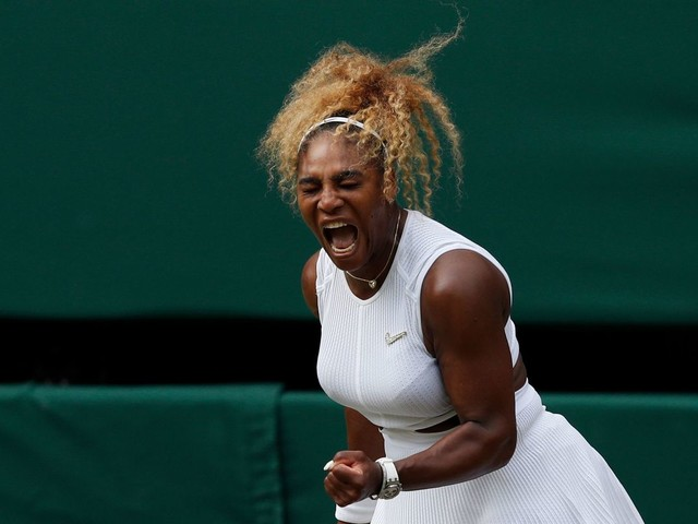 Wimbledon: Serena Williams defeats Alison Riske to advance to semifinals