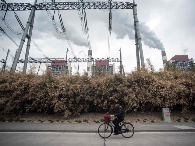 Years after freezing new projects, China is back to building coal power plants