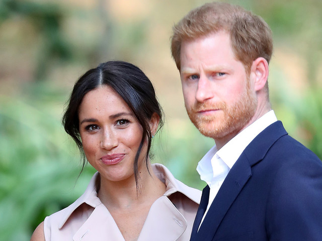 Prince Harry & Meghan Markle Are Revealing How They're Kicking Off the Holiday Season