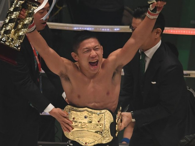 Horiguchi tears ACL, drops Rizin title and pulls out of NYE headliner
