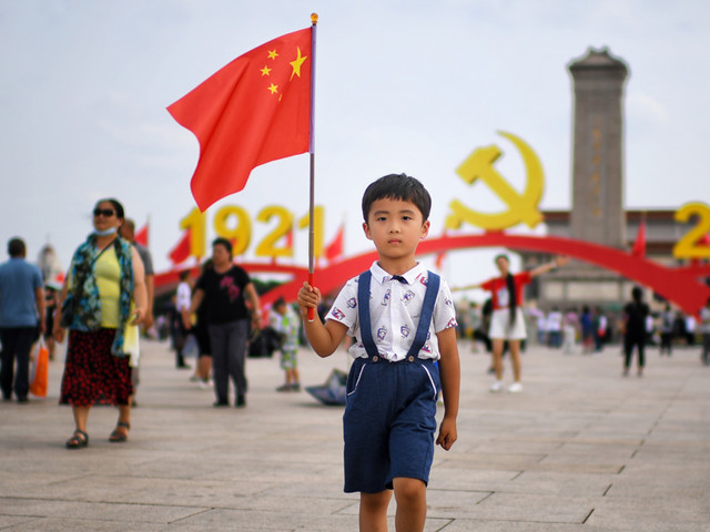 China's 'Revolution' is Profound but Not Unprecedented