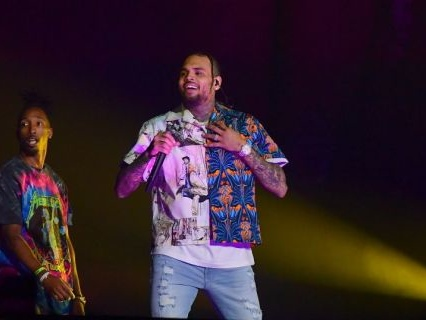Chris Brown Is Reportedly Expecting Another Baby