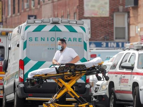 NY Suffers Most New COVID-19 Cases Since May As Virus Spreading In 20 'Hot Spots': Live Updates