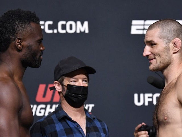 UFC Vegas 33: Hall vs. Strickland live results and discussion