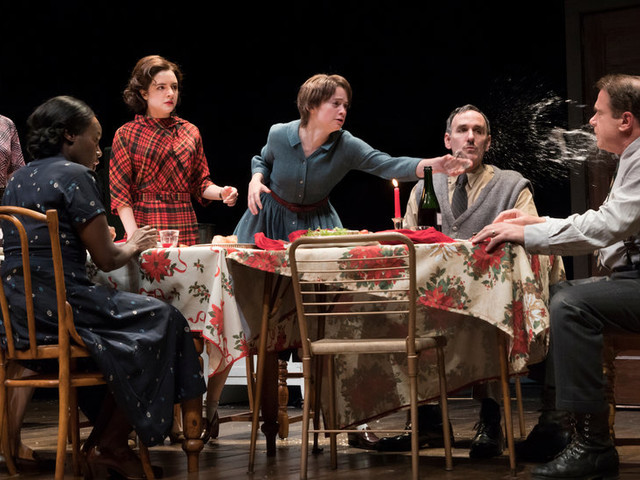 Review: Sisters Plot Their Escapes From 'Napoli, Brooklyn'