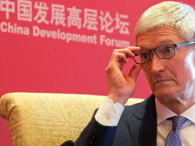 Apple's iPhone sales in China collapsed last quarter, and it's because they cost too much (AAPL)
