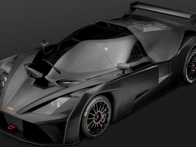 KTM X-Bow GT4 by Reiter Engineering