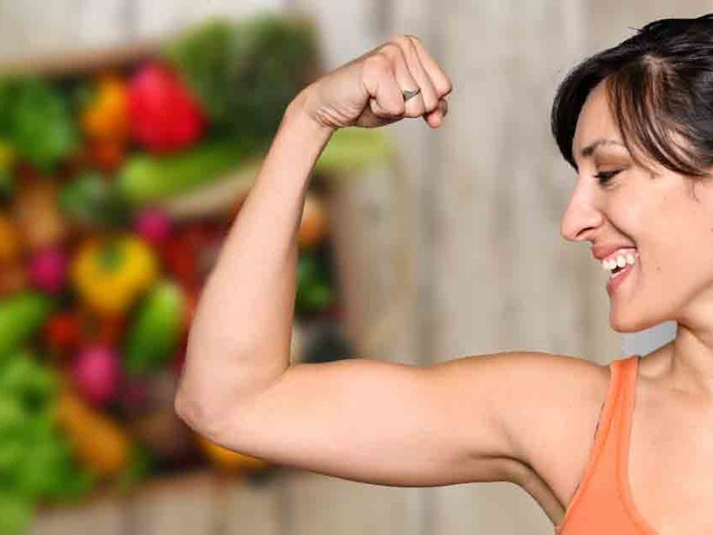 Best Foods to Eat to Gain Muscle Mass and Strength