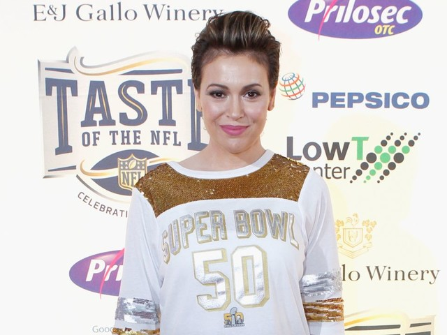 Alyssa Milano Files Lawsuit Against Former Business Manager, Claims He Left Her 'Millions of Dollars of Debts'