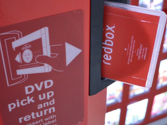 Redbox agrees to stop selling Disney download codes
