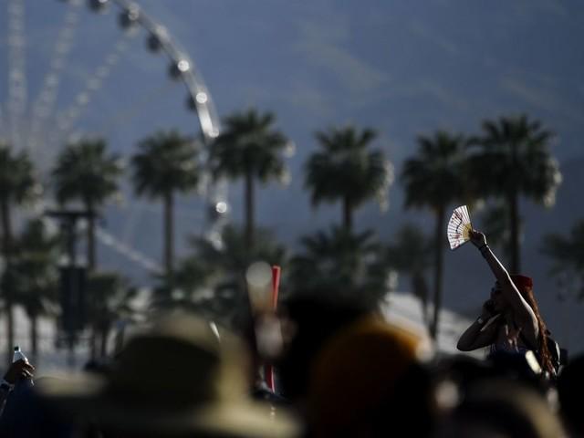 YG channels his friend Nipsey Hussle in a rowdy, heart-rending Coachella set