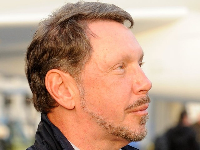 Read Larry Ellison's email to employees honoring the memory of 'brilliant and beloved' Oracle CEO Mark Hurd