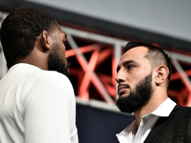 UFC 247: Jones vs. Reyes fight card and bout order