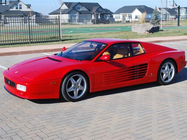 1993 Ferrari 512--TR