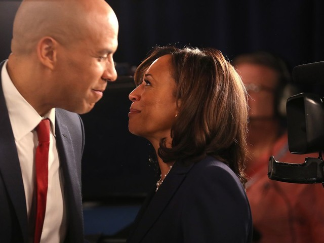 Is it because they're black? Democrats ask the wrong questions about the failures of Harris and Booker