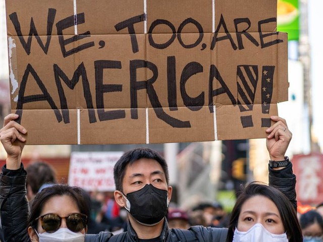 Asian Americans are least likely to report hate incidents, new research shows