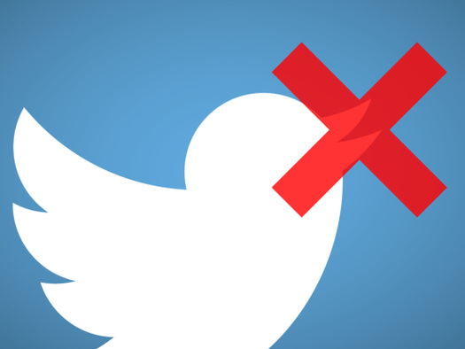 The Great Purge: Twitter Has Suspended More Than 70,000 Accounts Since Friday