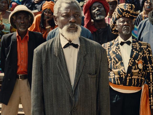 Rewind: A Dark Swiss Comedy, Transported to Rural Senegal