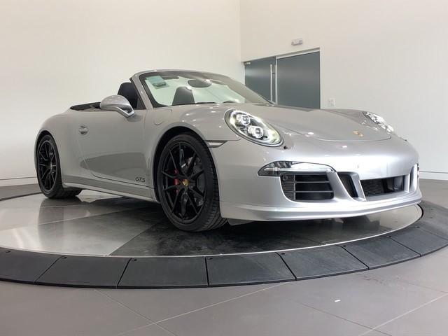 2015 Porsche 911--Carrera--4--GTS