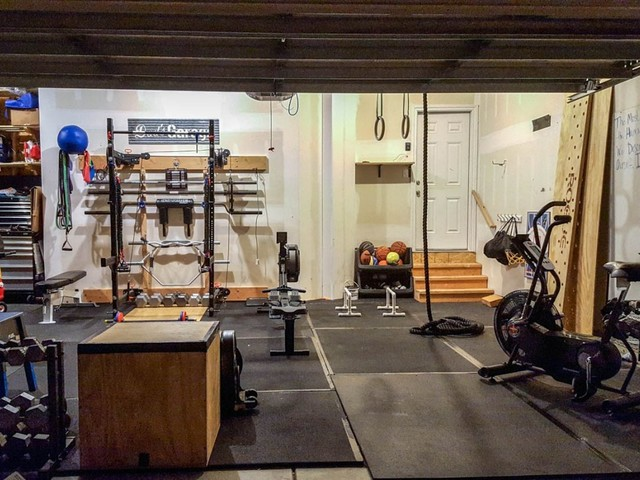 Podcast #595: Everything You Need to Know About Creating a Home Gym