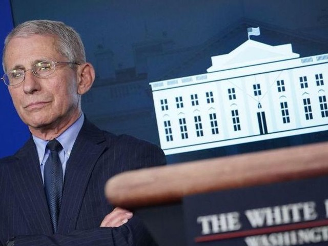 Dr. Fauci claims COVID-19 pandemic exposed 'the undeniable effects of racism' in America