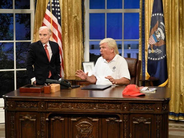 'SNL' hammers President Trump over Puerto Rico response