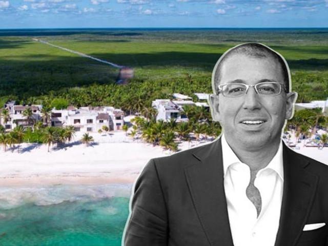 Joe Sitt's $100M plan for Pablo Escobar's Tulum compound
