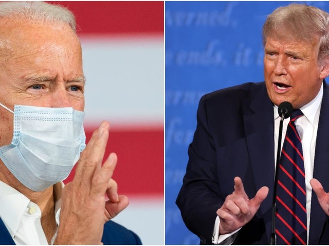 How Biden's coronavirus plan compares to Trump's actions, in one point-by-point chart