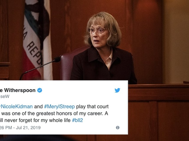 So We All Agree: That Courtroom Scene Was the Most Important Part of Big Little Lies Season 2?