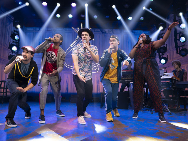 'Freestyle Love Supreme' Makes The Audience An Integral Part Of The Act