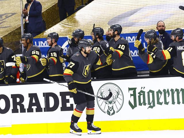 Golden Knights-Canadiens Game 1 recap