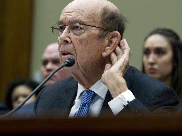 Wilbur Ross secretly pushed citizenship census question, Democrats charge