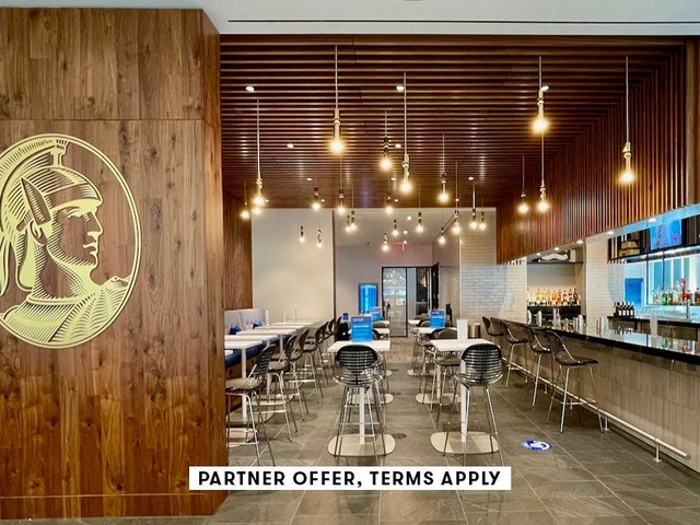 A guide to Amex Centurion Lounges