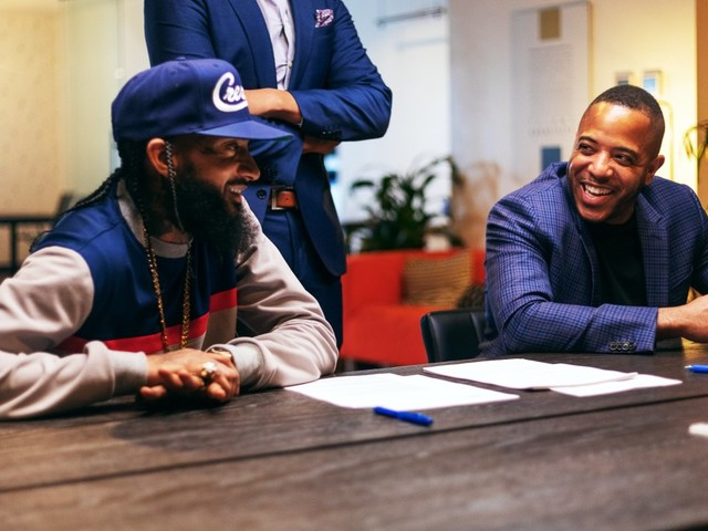 How Nipsey Hussle's Vision Is Being Executed By Our Opportunity Investment Initiative