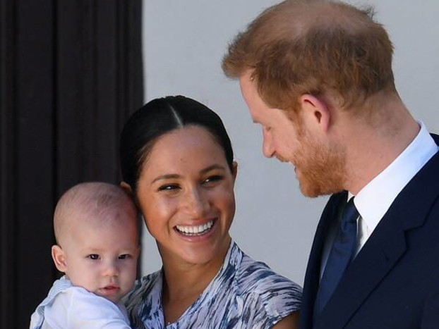 Meghan Markle and Prince Harry to Take Sabbatical and Bring Baby Archie to the U.S.