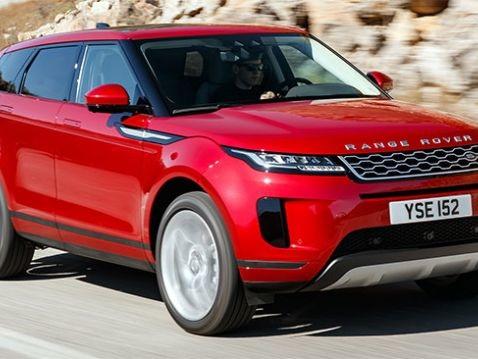 Road Tests: 2020 Range Rover Evoque