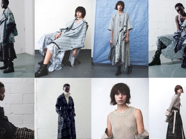 Fashion Scout name Wen Pan as Merit Award winner