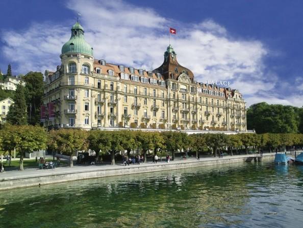 News: Mandarin Oriental Palace, Luzern to open in 2020