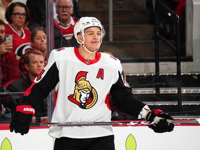 Ottawa Senators' Mark Borowiecki thwarts attempted robbery in Vancouver