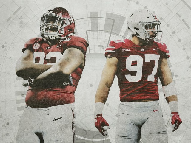 NFL Mock Draft: Should Nick Bosa or Quinnen Williams Go No. 1?