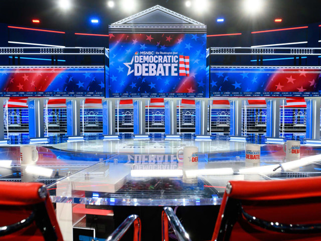 How to watch the Democratic debate on MSNBC live for free without cable