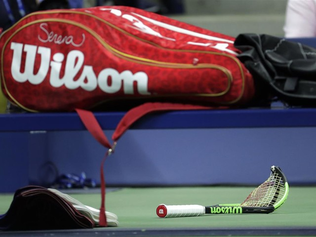 A Ball Boy Sold Serena's Racket for $500. Now He Regrets It