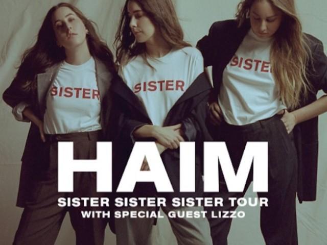 HAIM's Tour Announcement Video Is Funny