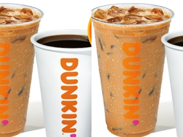 Dunkin's Tax Day 2019 Deal On April 15 Will Get You Discounted Coffee & A Free Snack