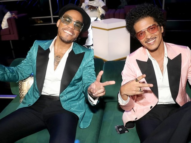 Bruno Mars and Anderson .Paak's Supergroup Is on the Way to Spread Joy and '70s Tunes