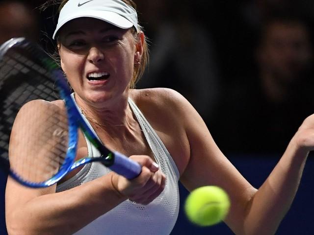 Maria Sharapova loses to Magdalena Rybarikova at Kremlin Cup