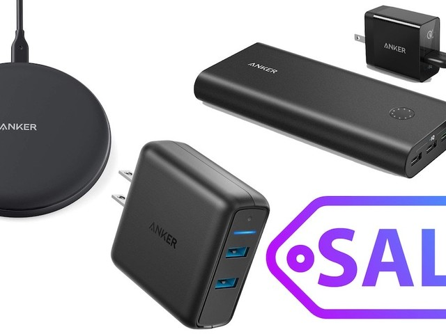 Deals: Anker's First Big Sale of 2020 is Discounting Wireless Chargers, Portable Batteries, and More