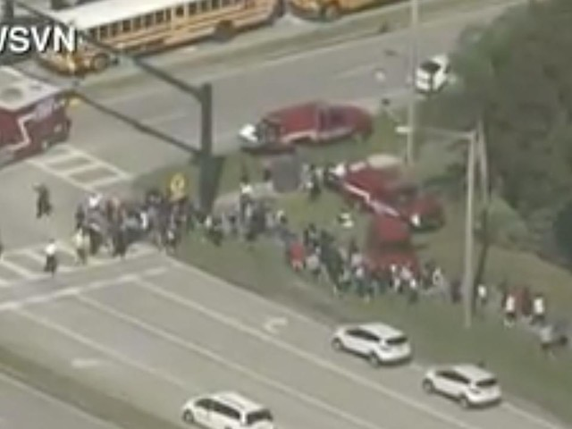Breaking: Shooting at Florida high school; multiple injuries reported, students evacuated